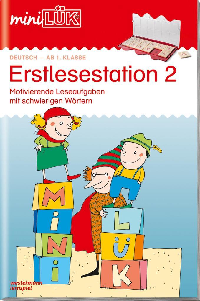 miniLÜK. Erstlesestation 2