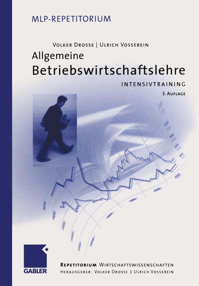 Allgemeine Betriebswirtschaftslehre - Intensivtraining als Buch (kartoniert)