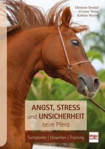 Angst, Stress und Unsicherheit beim Pferd als Buch