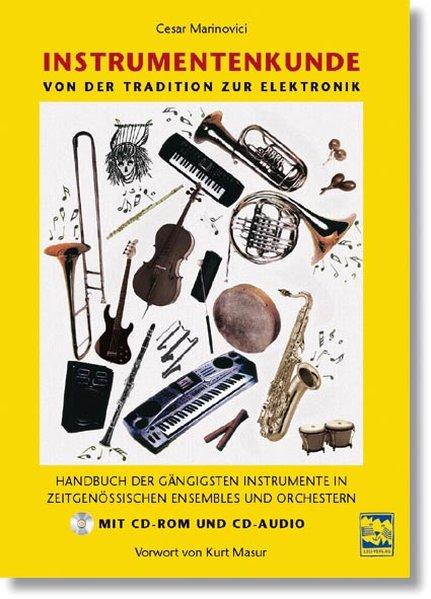 Instrumentenkunde. Von der Klassik zur Elektronik als Buch (gebunden)