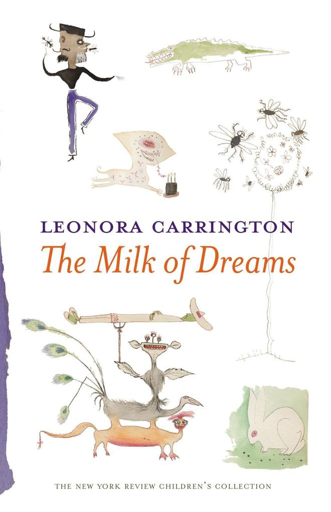 The Milk of Dreams als eBook
