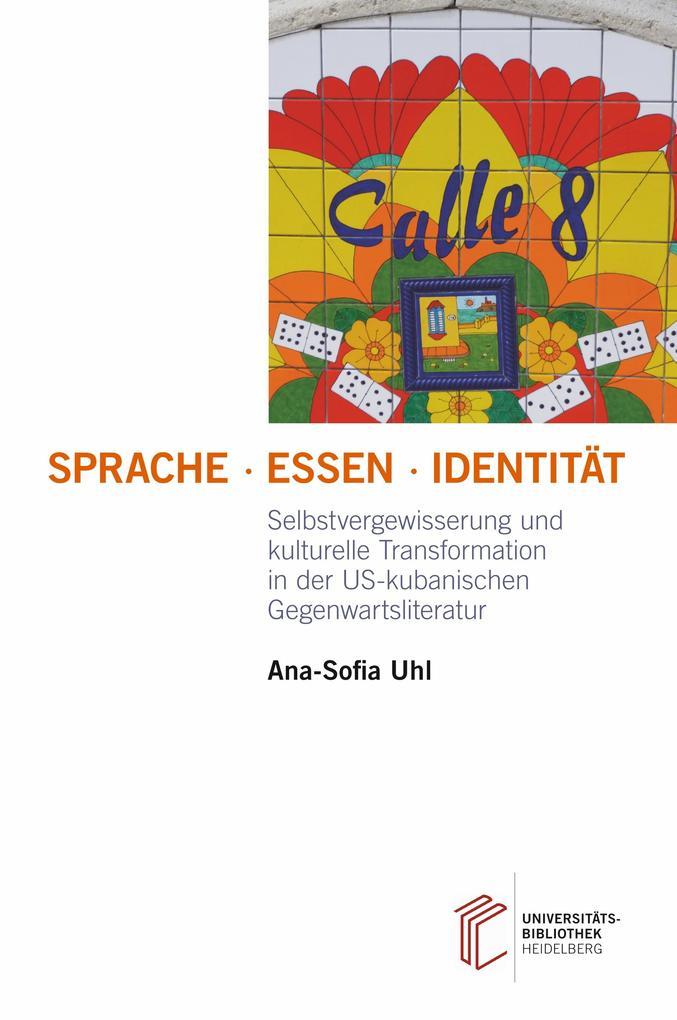 Sprache - Essen - Identität als Buch