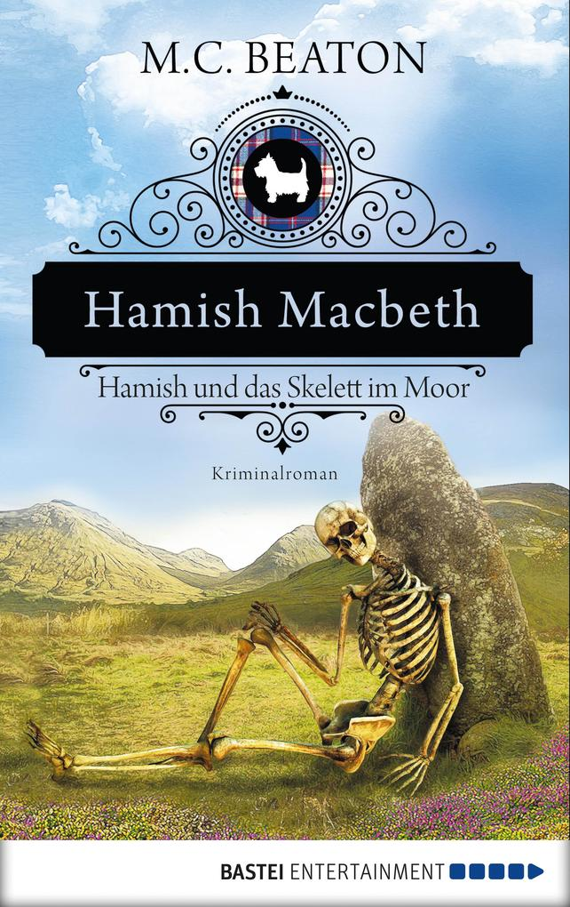 Hamish Macbeth und das Skelett im Moor als eBook