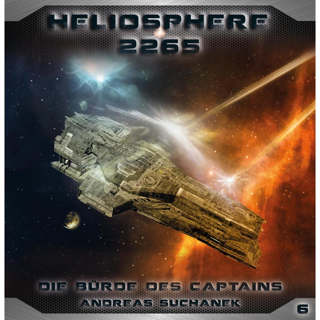 Heliosphere 2265, Folge 6: Die Bürde des Captains (Science Fiction) als Hörbuch Download