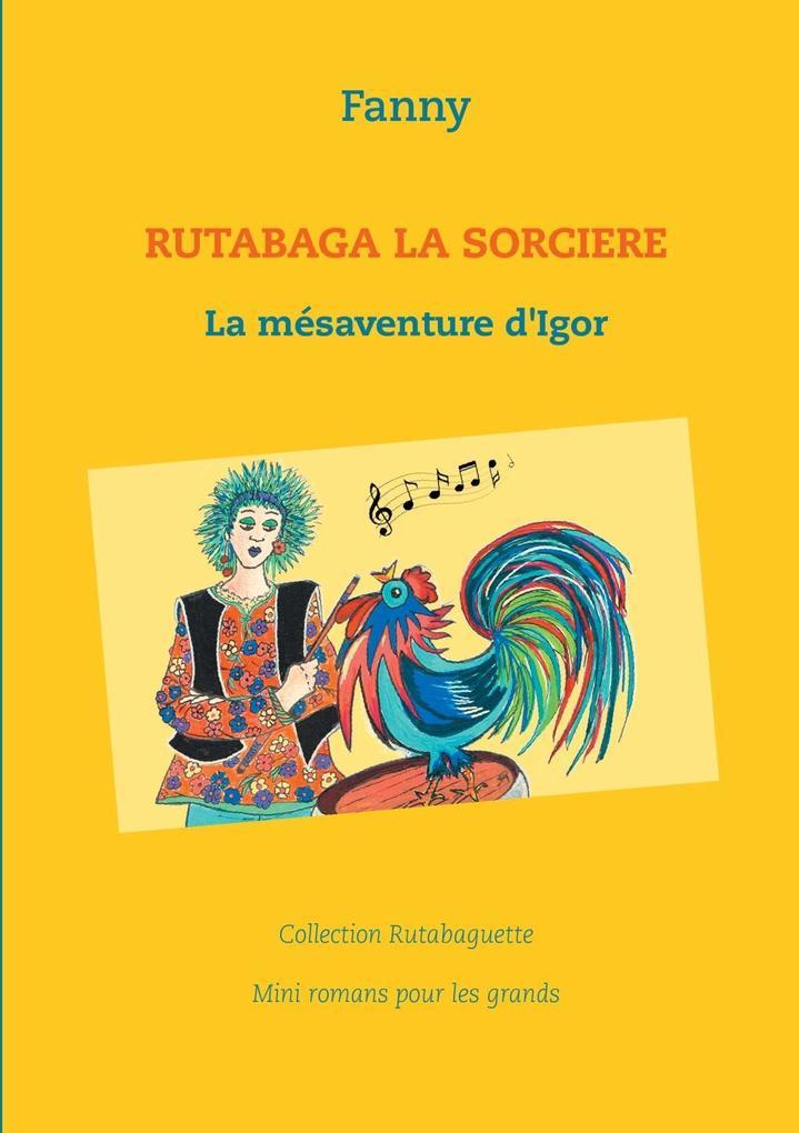 RUTABAGA LA SORCIERE als eBook von . Fanny - Books on Demand