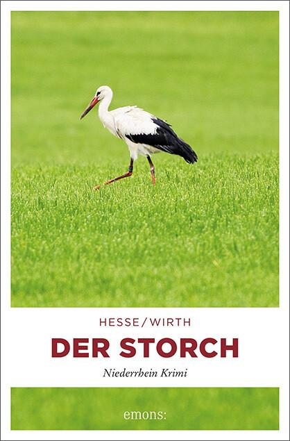 Der Storch als Taschenbuch