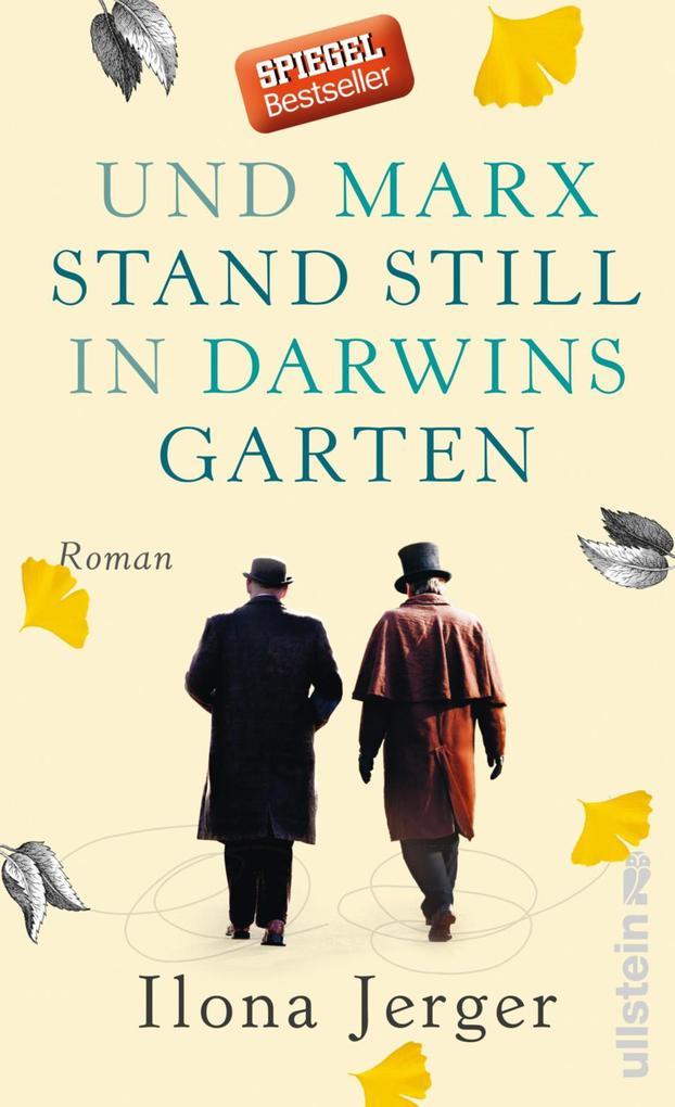 Und Marx stand still in Darwins Garten als eBook