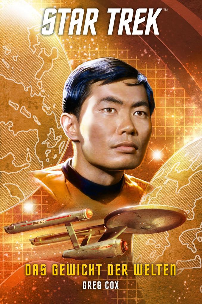 Star Trek - The Original Series: Das Gewicht der Welten als eBook