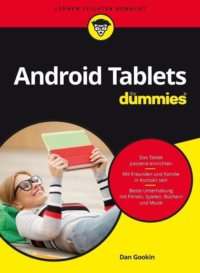 Android Tablets für Dummies als eBook