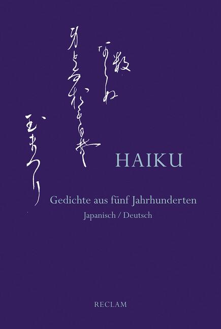 Haiku als Buch von