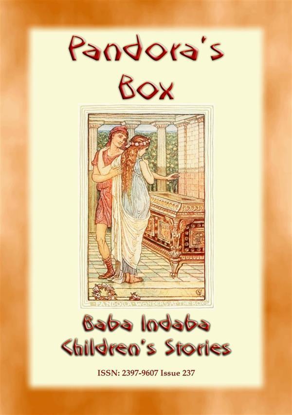 PANDORA´S BOX - An Ancient Greek Legend and a M...