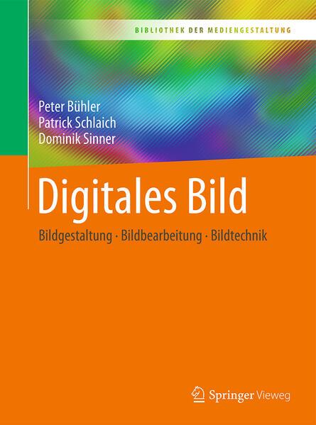 Digitales Bild als Buch