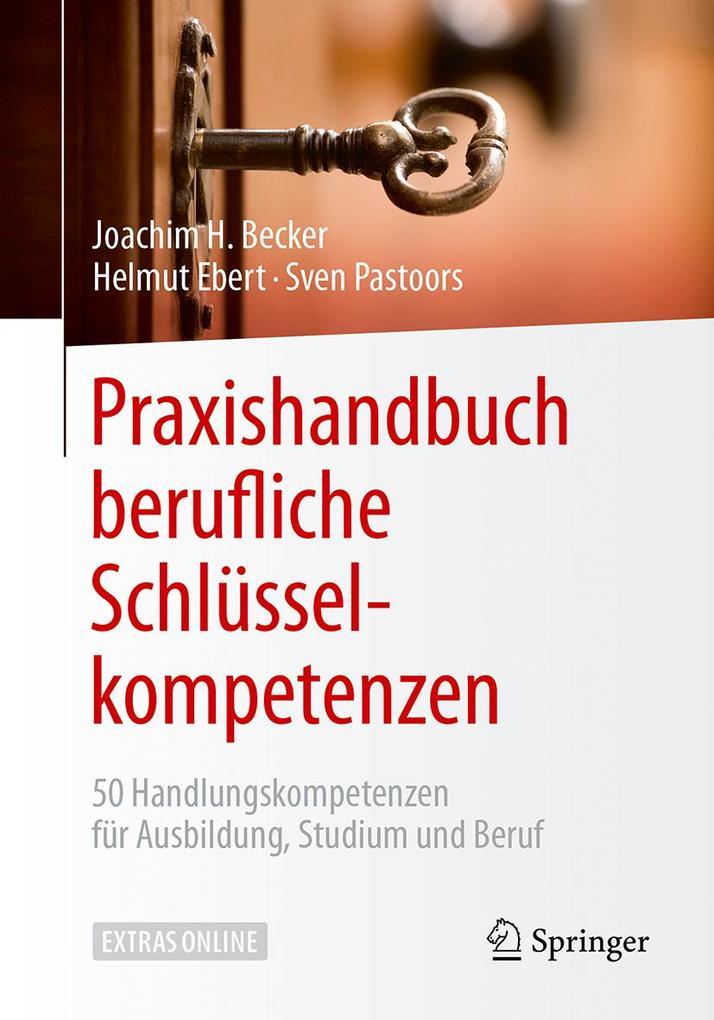 Praxishandbuch berufliche Schlüsselkompetenzen als Buch