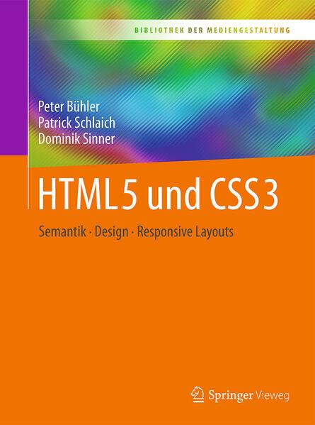 HTML5 und CSS3 als Buch