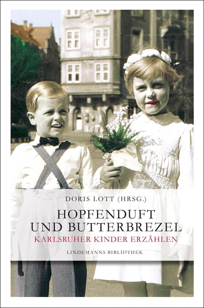 Hopfenduft und Butterbrezel als eBook