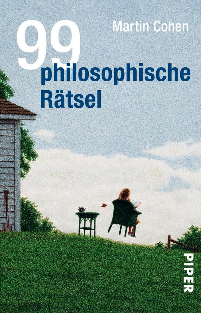 99 philosophische Rätsel als eBook epub