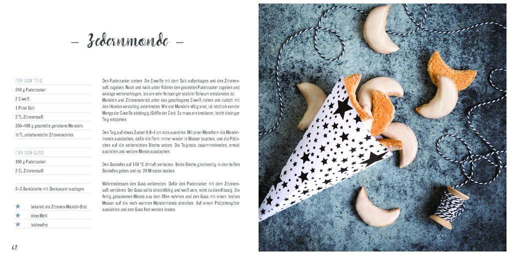 Andrea Hiller: Glutenfreie Plätzchen (Buch) - portofrei bei eBook.de
