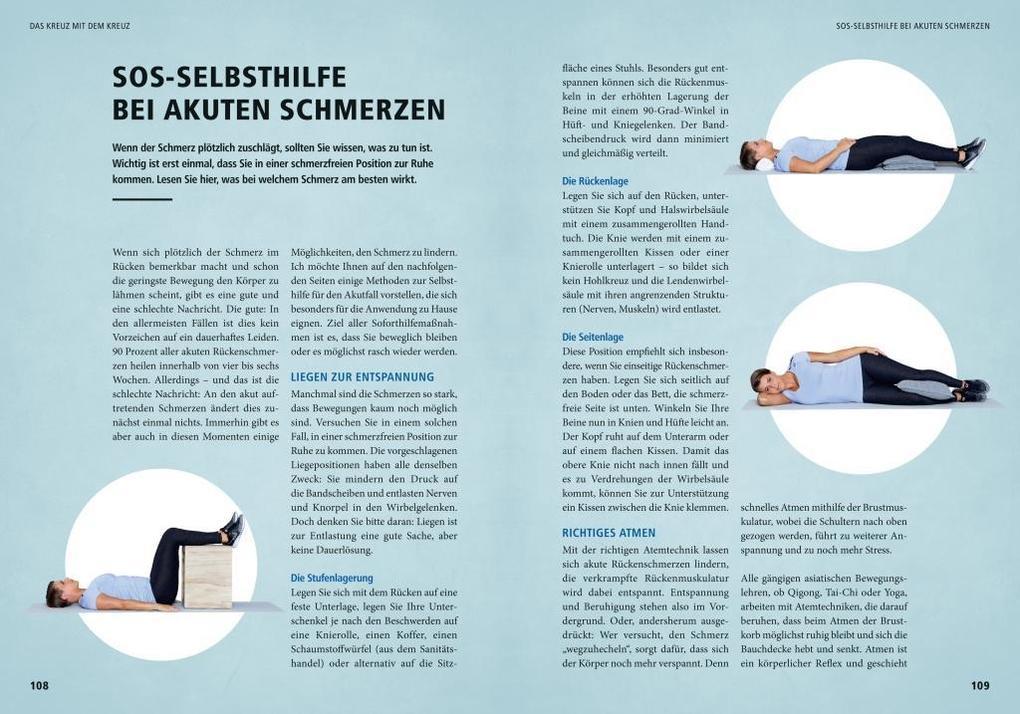 Mein großes Rückenbuch (Buch), Dietrich Grönemeyer