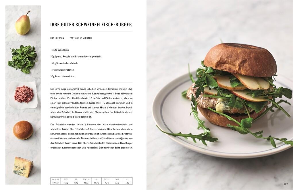Jamies 5-Zutaten-Küche (Buch), Jamie Oliver
