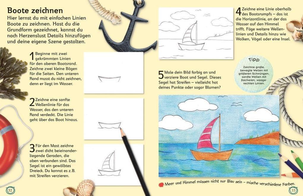 Zeichnen lernen (Buch) bei Hugendubel