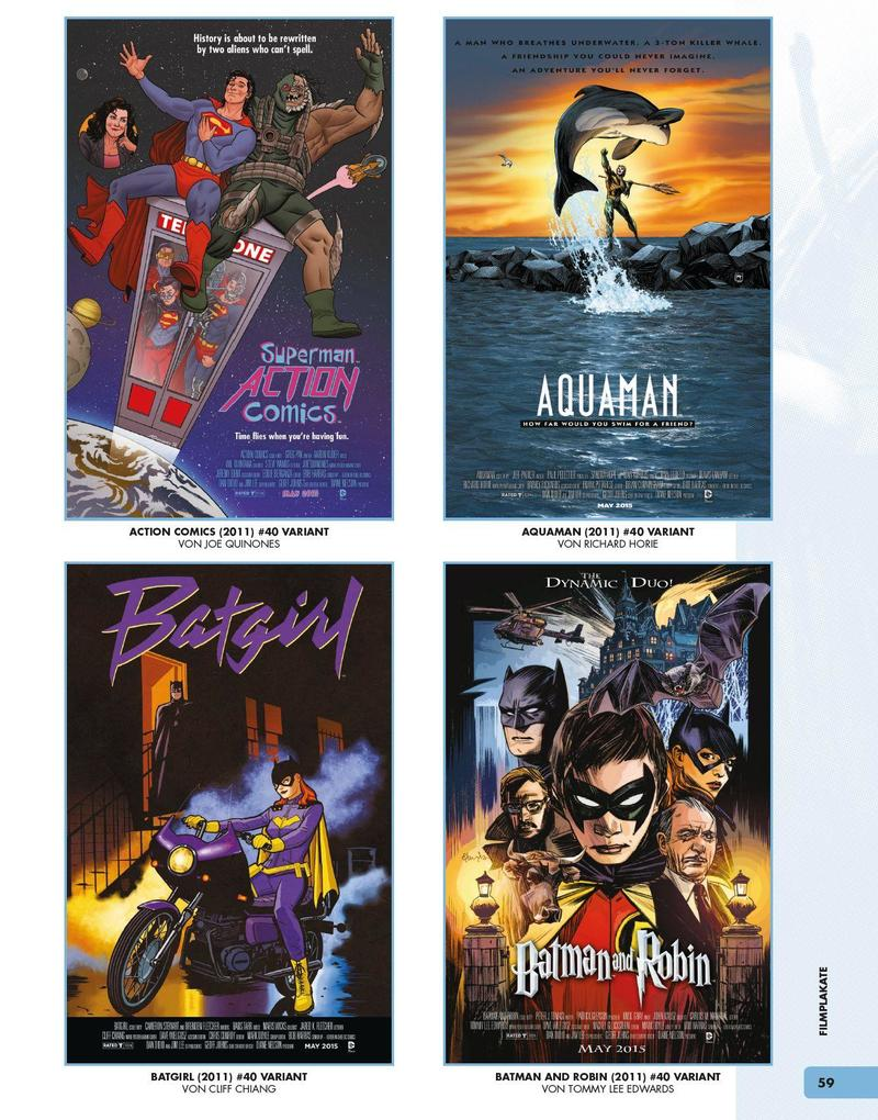 Art of DC - Die hohe Kunst der Comic-Cover (Buch)