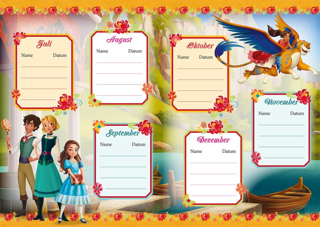 Disney Elena von Avalor Freundebuch (Buch)