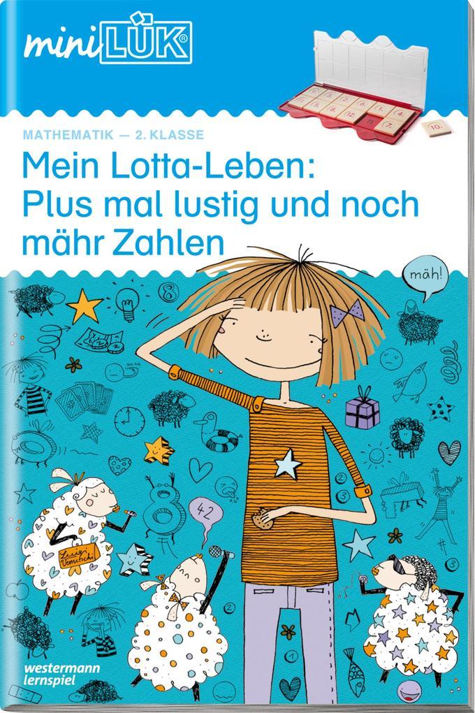 miniLÜK - Lotta Mathe 1x1 2.Klasse