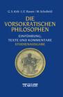 Die vorsokratischen Philosophen