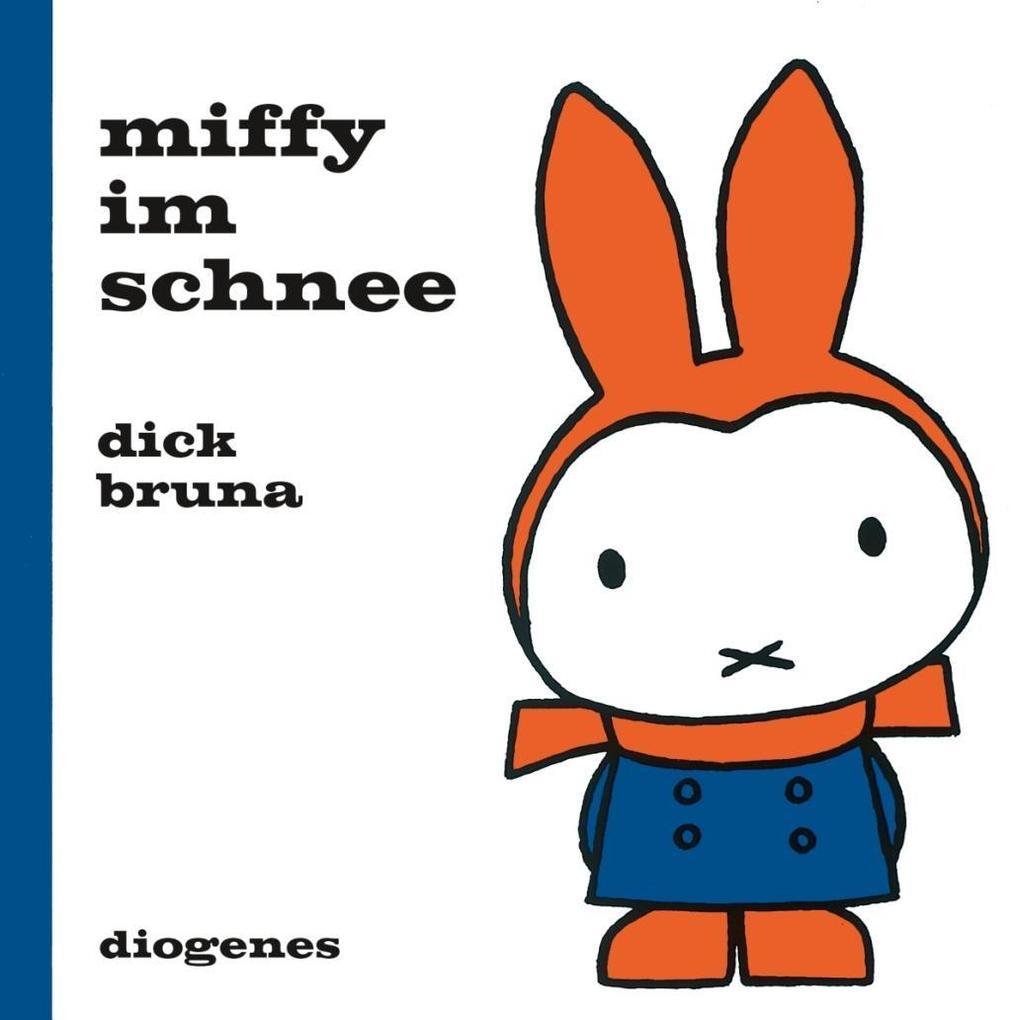 Miffy im Schnee als Buch