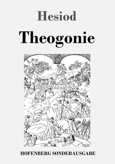 Theogonie als Buch