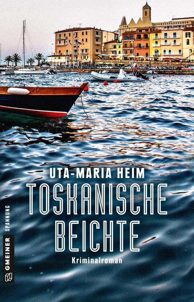 Toskanische Beichte als eBook