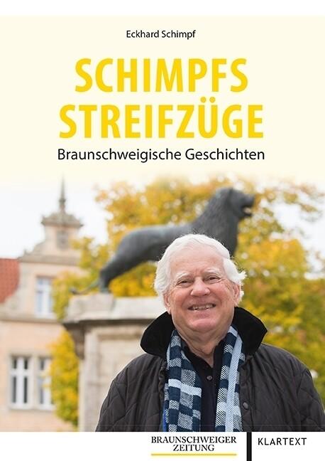 Schimpfs Streifzüge als Taschenbuch von Eckhard...