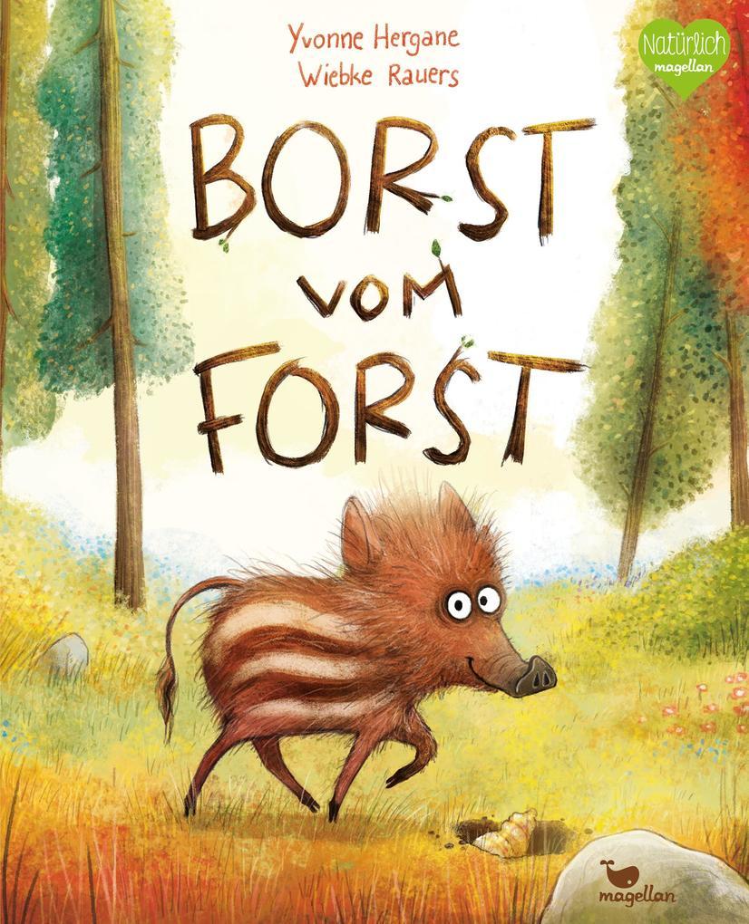 Borst vom Forst als Buch