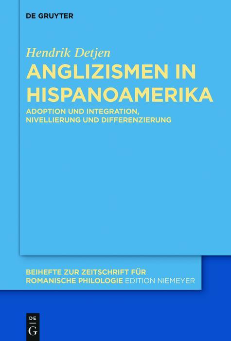 Anglizismen in Hispanoamerika als eBook