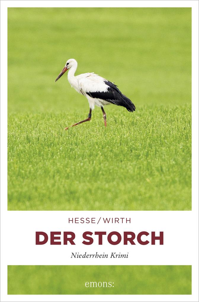Der Storch als eBook