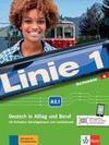 Linie 1 Schweiz A2.1. Kurs -und Übungsbuch mit DVD-ROM