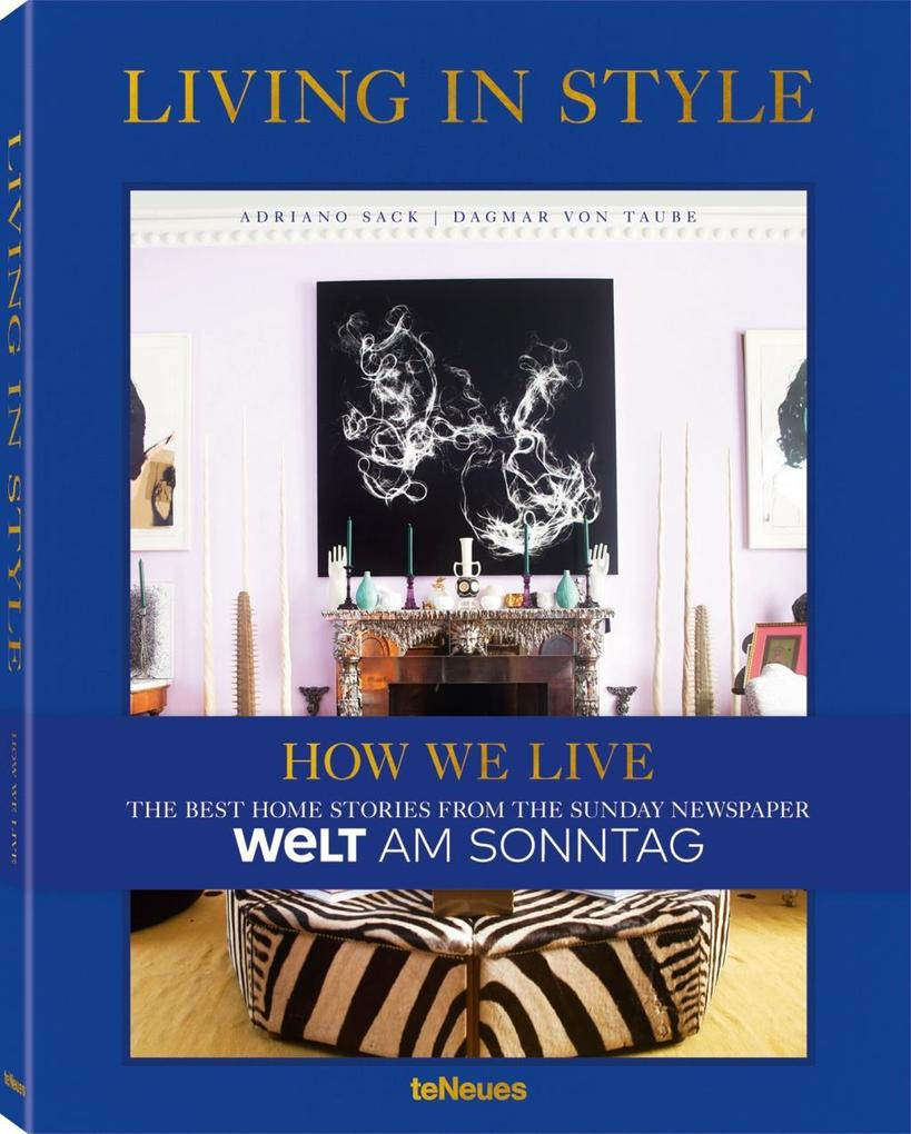 Living in Style - How we Live als Buch