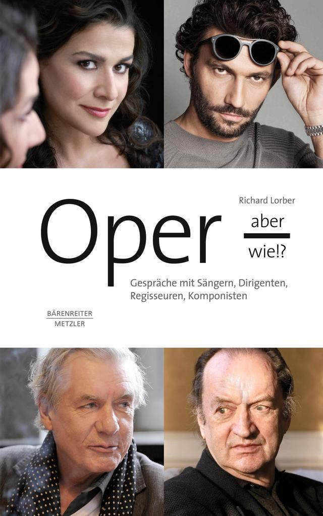 Oper - aber wie!? als eBook