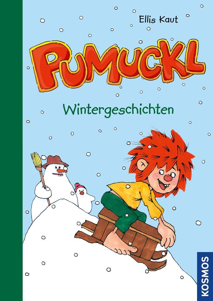 Pumuckl Vorlesebuch - Wintergeschichten als eBook