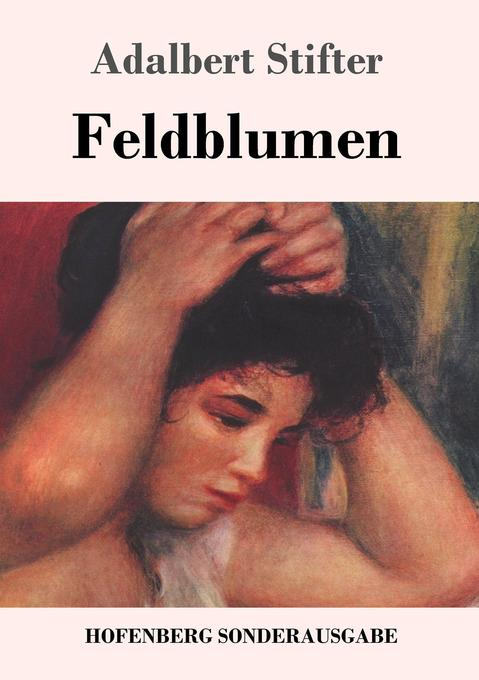 Feldblumen als Buch (kartoniert)