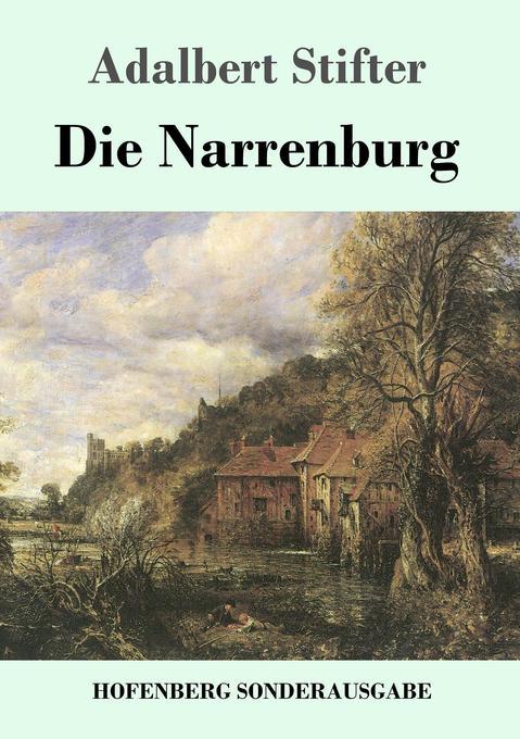 Die Narrenburg als Buch