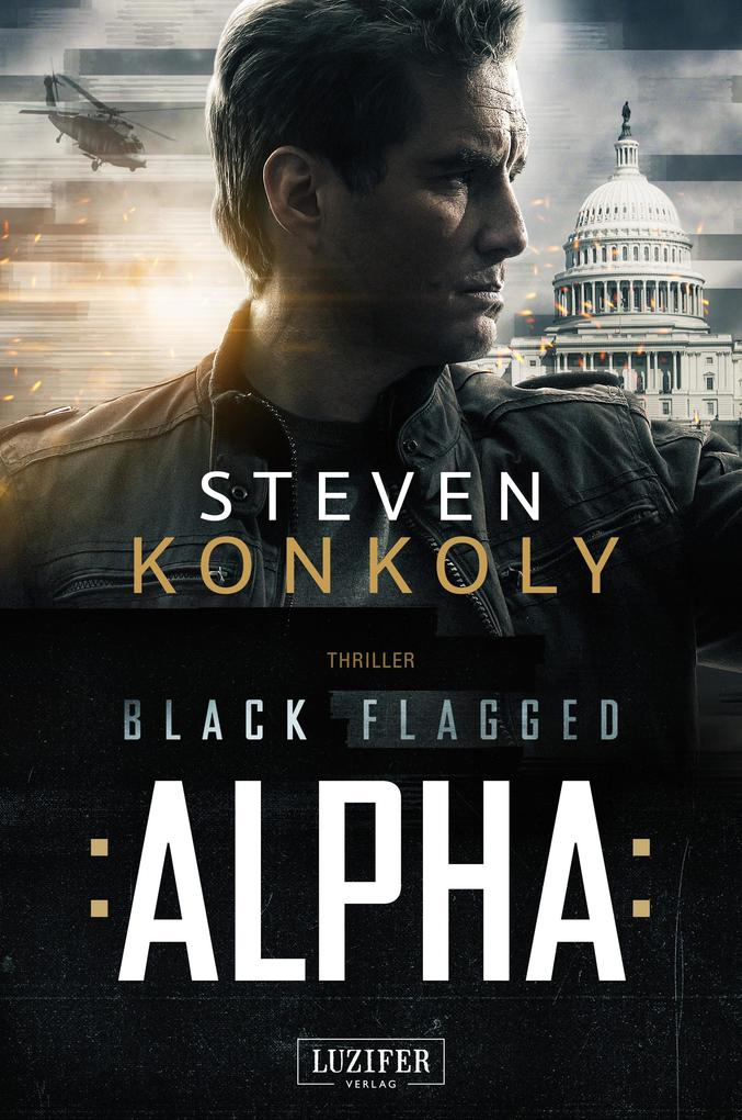 Black Flagged Alpha als eBook