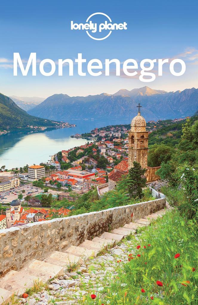 Lonely Planet Montenegro als eBook von Lonely P...