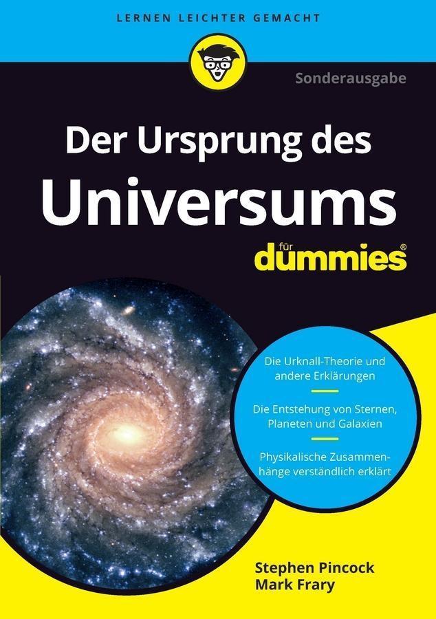 Der Ursprung des Universums für Dummies als eBook