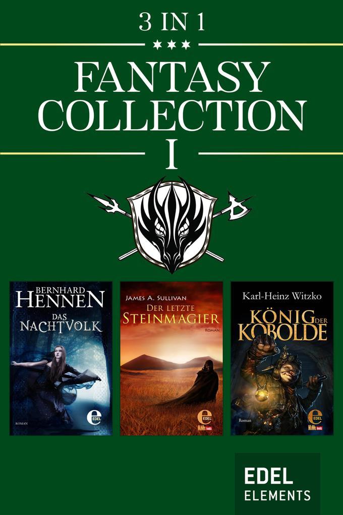 Fantasy Collection I als eBook