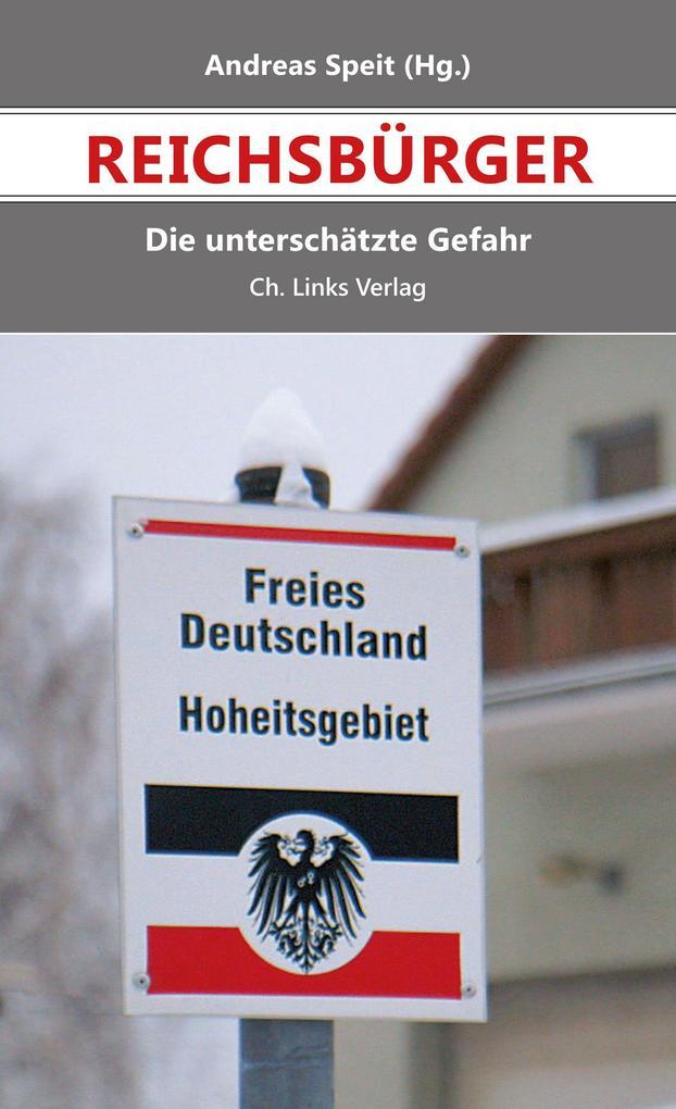 Reichsbürger als eBook von