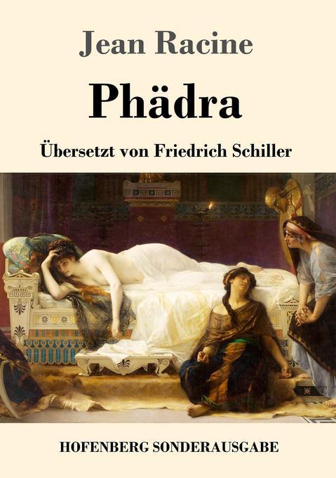 Phädra als Buch