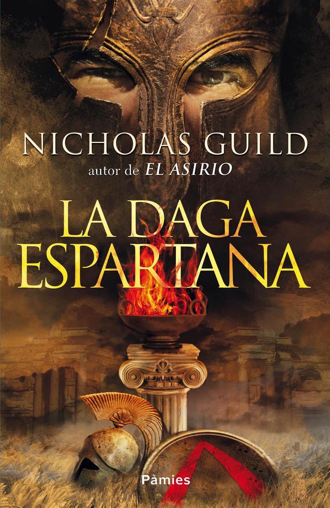 La daga espartana als eBook von Nicholas Guild - Ediciones Pàmies