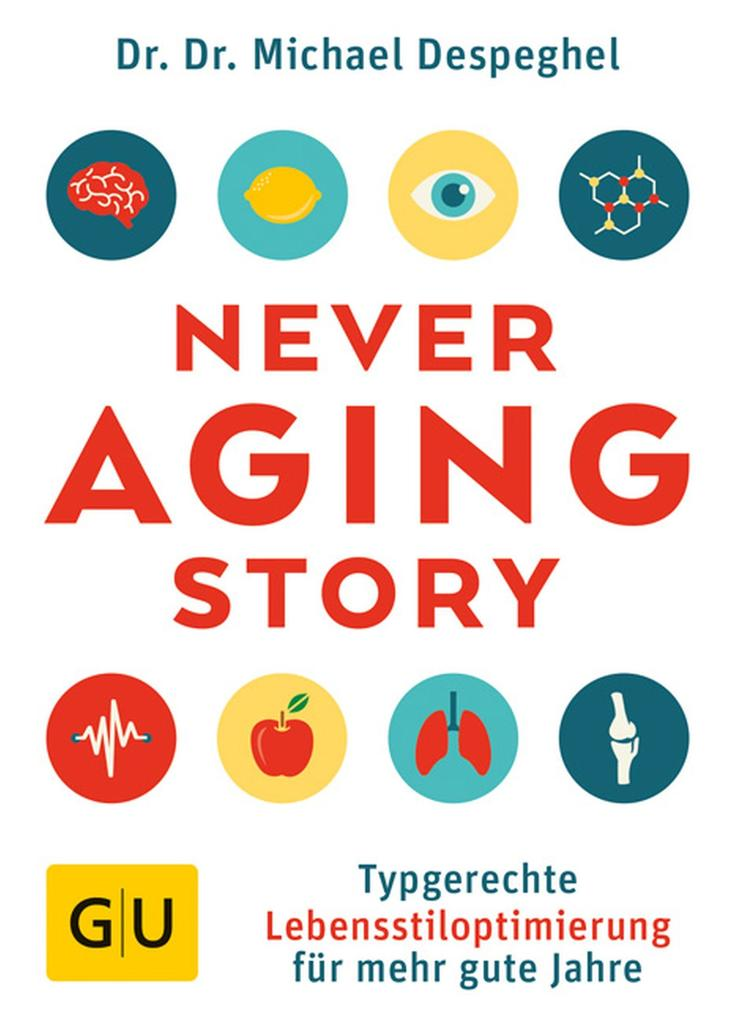The Never Aging Story als eBook