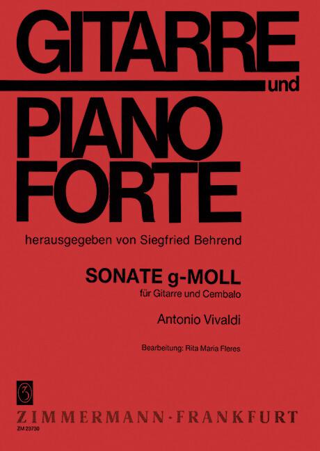 Sonate g-Moll